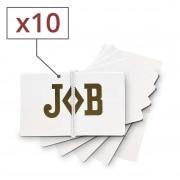 Papier à rouler JOB 38 bis x 10