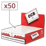 Papier à rouler OCB Blanc x50