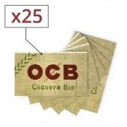 Papier à rouler OCB Chanvre Bio x 25