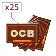 Papier à rouler OCB Virgin x 25