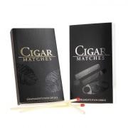 Allumettes pour cigares 9.6 cm