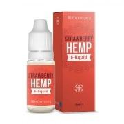 CBD E liquide fraise 100mg
