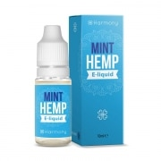 CBD E liquide mint hemp 100mg