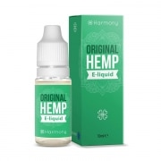 CBD E liquide original hemp 600mg