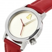 Montre Akteo Couture Rouge 34