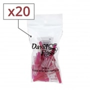 Embout hygiénique Chicha David Ross x 20