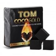 Charbon à chicha Tom Cococha premium Gold