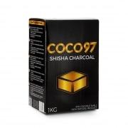 Charbon chicha Coco 97 Spécial Kaloud 1 kg