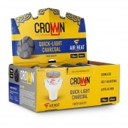 Charbon chicha Carbopol Crown x 10