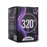 Charbon chicha El Badia 320° Disc 3B XL