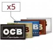 Pack Découverte Feuille a rouler OCB Regular
