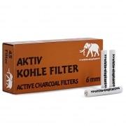 Filtres Charbon actif pour Pipe 6 mm