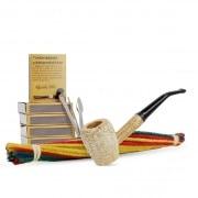 Pack Fumeur de Pipe Maïs Missouri Washington Cintrée