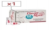 Filtre David Ross Regular Boite de 25