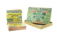 Papier d'Arménie Coffret Vintage 1900 et ses 12 carnets
