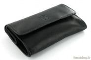 Blague à tabac cuir CC005N Noire