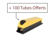 Machine à Tubes Simple Jaune - 100 tubes OCB OFFERTS