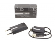 Chargeur USB long et secteur Edsylver
