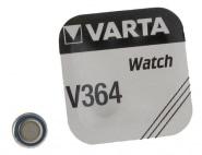 Pile Oxyde d'Argent Varta V364