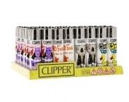 Briquet Clipper Animal Puns x48