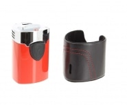 Briquet de Table Lamborghini Rouge