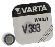 Pile Oxyde d'Argent Varta V393