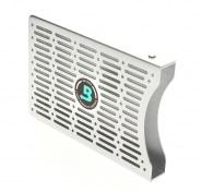 Porte 2 systèmes d'humidification Boveda Métal