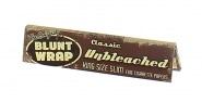 Feuille à rouler Blunt Wrap Classic Unbleached x25