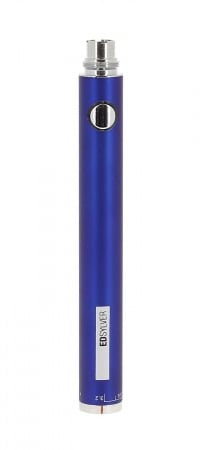 Batterie e cigarette EgoED Twist 900 Bleu