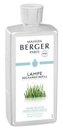 Parfum maison Lampe Berger Herbe Fraîche