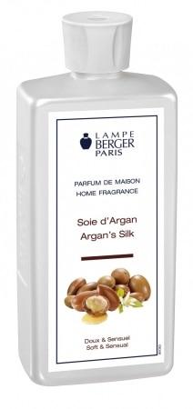 Parfum maison Lampe Berger Soie d'Argan
