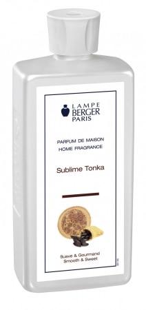 Parfum maison Lampe Berger Sublime Tonka