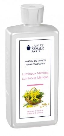 Parfum maison Lampe Berger Lumineux Mimosa