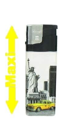 Briquet Electronique XXL New York