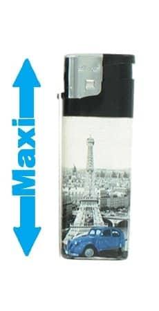 Briquet Electronique XXL Paris