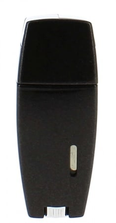 Briquet Lotus Gallant Double Jet Noir