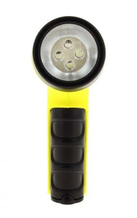 Lampe de poche 4 LED
