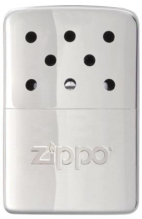 Chauffe main Zippo petit modèle Chromé