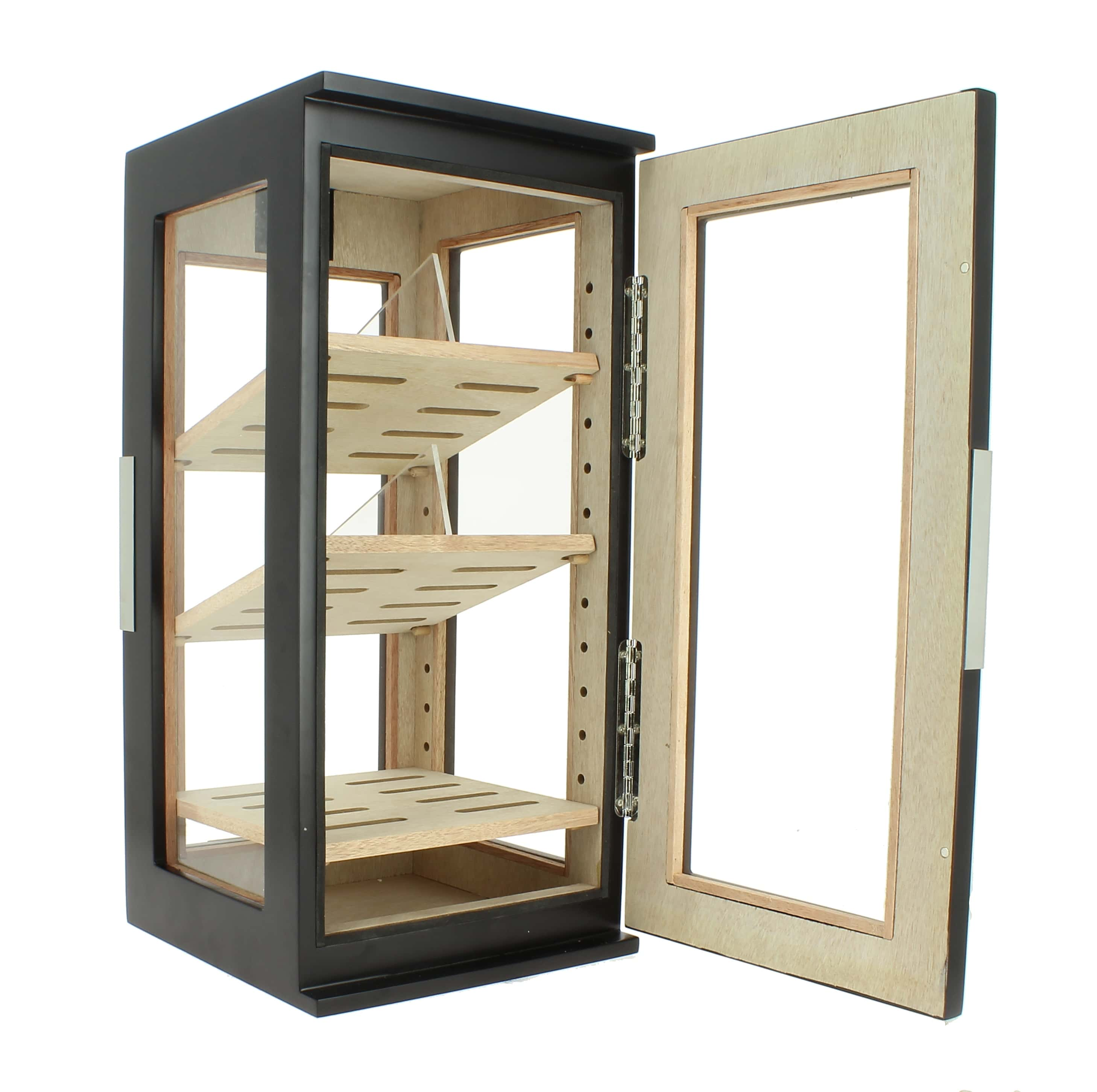 armoire a cigare cave a cigare vitree 155 00. Black Bedroom Furniture Sets. Home Design Ideas