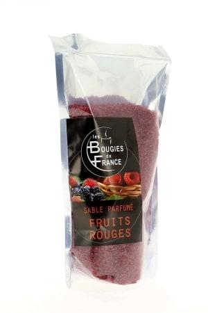 Sable pour Cendrier Parfumé Fruits Rouges