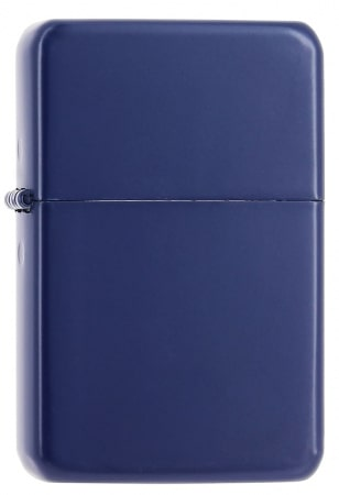 Briquet essence Bleu