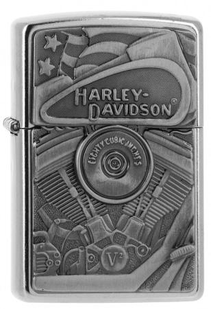 Zippo Harley Davidson Moteur