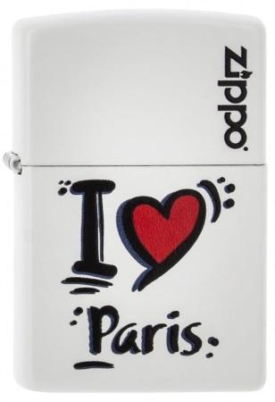 Zippo I Love Paris