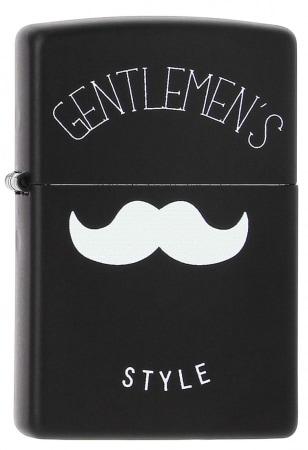 Zippo Gentlemen's style