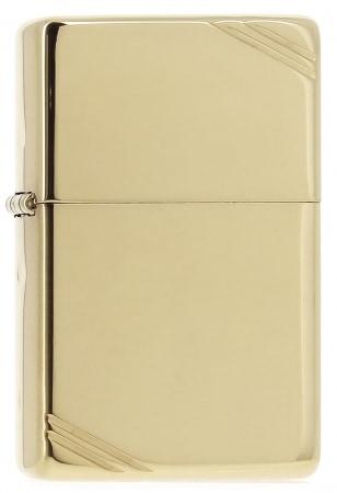 Zippo vintage brass polished 850039