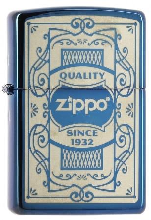 Zippo Quality Since 1932