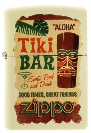 Zippo Tiki Bar