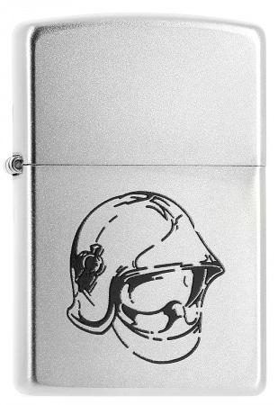 Zippo casque pompier 87z236