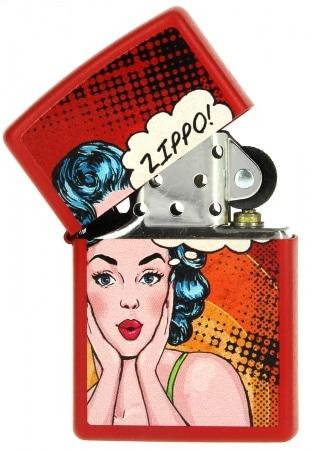 Zippo Surprise Woman