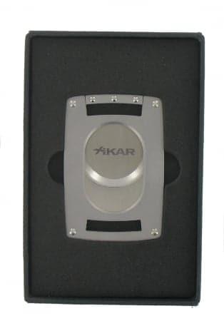 Coupe cigares Xikar Ultra Slim Silver